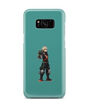 My Hero Academia Katsuki Bakugo for Simple Samsung Galaxy S8 Plus Case