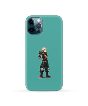 My Hero Academia Katsuki Bakugo for Stylish iPhone 12 Pro Case