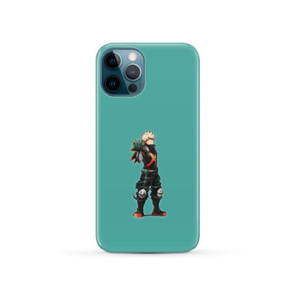 My Hero Academia Katsuki Bakugo for Stylish iPhone 12 Pro Case