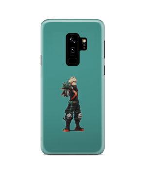 My Hero Academia Katsuki Bakugo for Stylish Samsung Galaxy S9 Plus Case