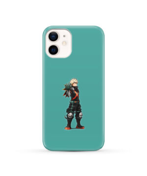 My Hero Academia Katsuki Bakugo for Unique iPhone 12 Case