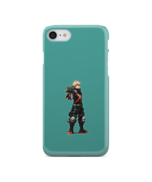 My Hero Academia Katsuki Bakugo for Unique iPhone SE 2020 Case Cover