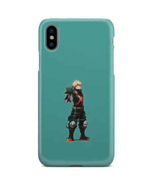 My Hero Academia Katsuki Bakugo for Unique iPhone X / XS Case Cover