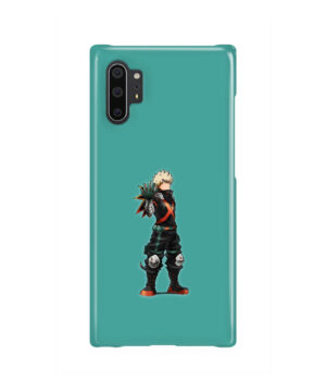 My Hero Academia Katsuki Bakugo for Unique Samsung Galaxy Note 10 Plus Case