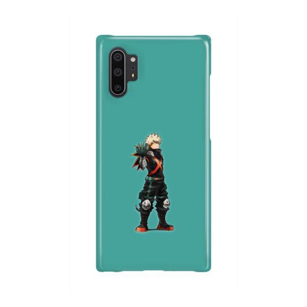 My Hero Academia Katsuki Bakugo for Unique Samsung Galaxy Note 10 Plus Case