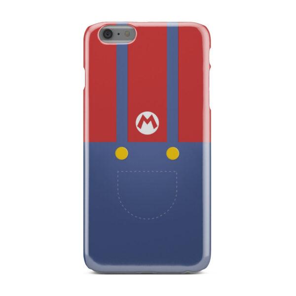 My Hero Super Mario for Amazing iPhone 6 Plus Case Cover