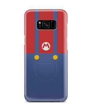My Hero Super Mario for Amazing Samsung Galaxy S8 Plus Case