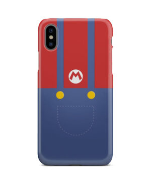 My Hero Super Mario for Cool iPhone X / XS Case