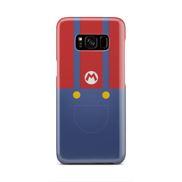 My Hero Super Mario for Cool Samsung Galaxy S8 Case Cover