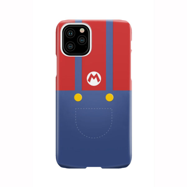 My Hero Super Mario for Customized iPhone 11 Pro Case
