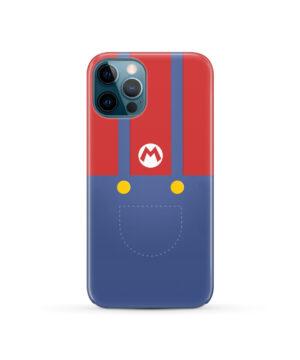 My Hero Super Mario for Cute iPhone 12 Pro Case