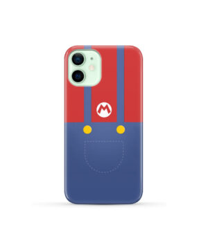 My Hero Super Mario for Nice iPhone 12 Mini Case Cover