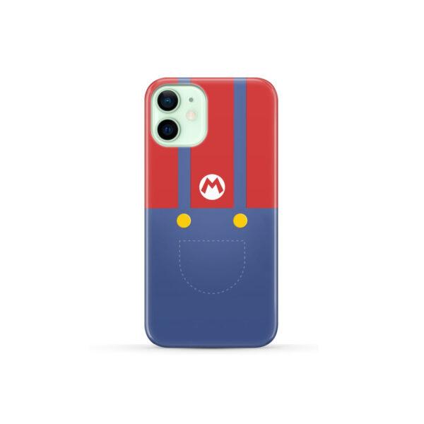My Hero Super Mario for Nice iPhone 12 Mini Case Cover