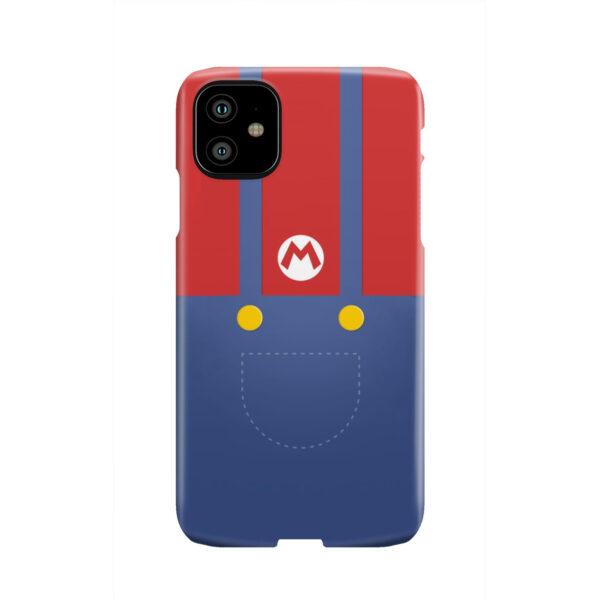 My Hero Super Mario for Premium iPhone 11 Case Cover