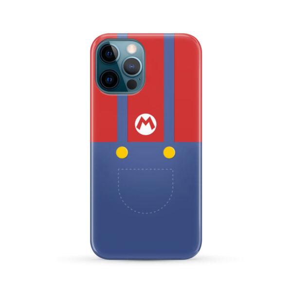 My Hero Super Mario for Stylish iPhone 12 Pro Max Case