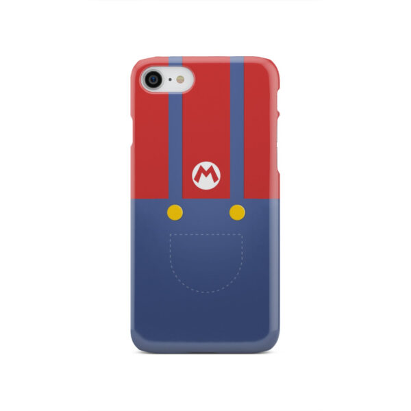 My Hero Super Mario for Stylish iPhone SE 2020 Case Cover