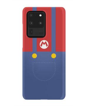 My Hero Super Mario for Trendy Samsung Galaxy S20 Ultra Case