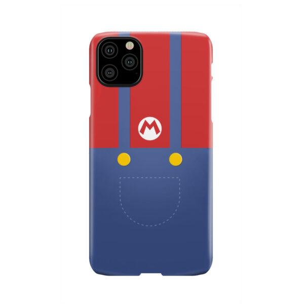 My Hero Super Mario for Unique iPhone 11 Pro Max Case