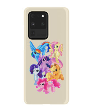 My Little Pony Characters for Amazing Samsung Galaxy S20 Ultra Case Cover