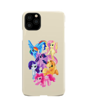 My Little Pony Characters for Best iPhone 11 Pro Max Case Cover