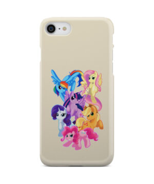 My Little Pony Characters for Customized iPhone 7 Case