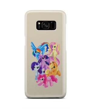 My Little Pony Characters for Customized Samsung Galaxy S8 Case Cover