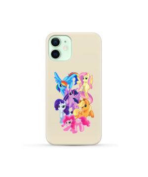 My Little Pony Characters for Nice iPhone 12 Mini Case Cover
