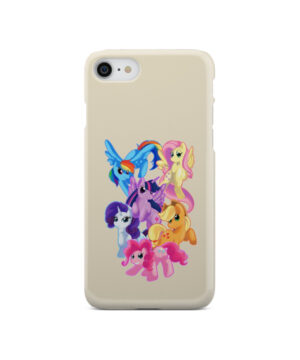 My Little Pony Characters for Nice iPhone SE 2020 Case Cover