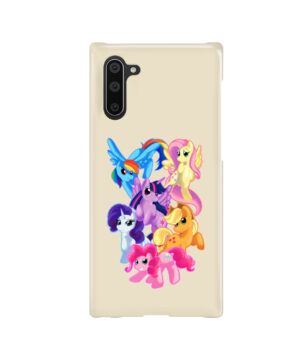 My Little Pony Characters for Nice Samsung Galaxy Note 10 Case