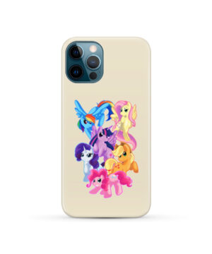 My Little Pony Characters for Stylish iPhone 12 Pro Case