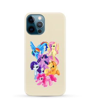 My Little Pony Characters for Stylish iPhone 12 Pro Max Case