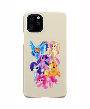 My Little Pony Characters for Unique iPhone 11 Pro Case Cover