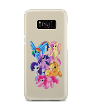 My Little Pony Characters for Unique Samsung Galaxy S8 Plus Case Cover