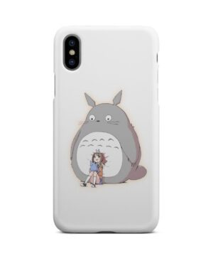 My Neighbor Totoro for Nice iPhone X / XS Case Cover