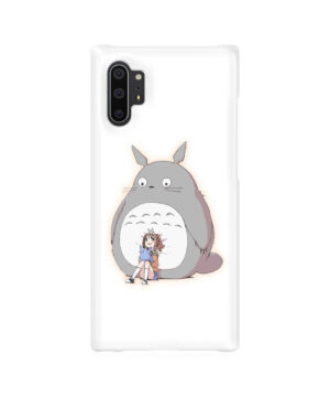 My Neighbor Totoro for Unique Samsung Galaxy Note 10 Plus Case Cover