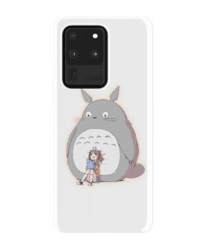 My Neighbor Totoro for Unique Samsung Galaxy S20 Ultra Case Cover