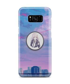 Nanami Chiaki Super Danganronpa for Simple Samsung Galaxy S8 Plus Case