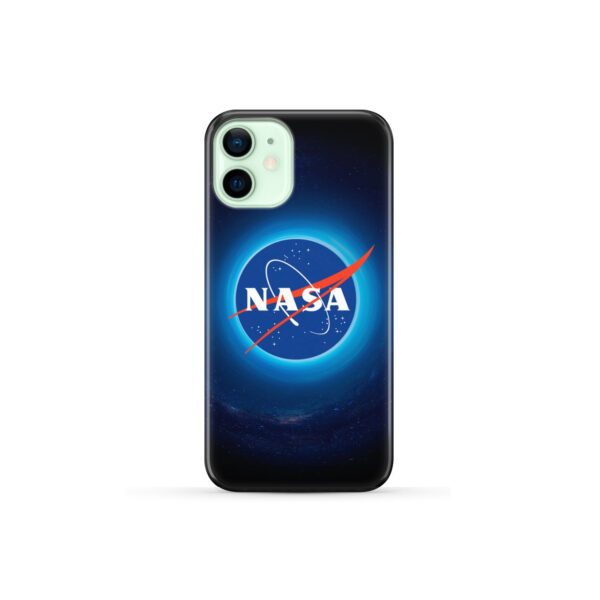 Nasa Logo Space for Best iPhone 12 Mini Case