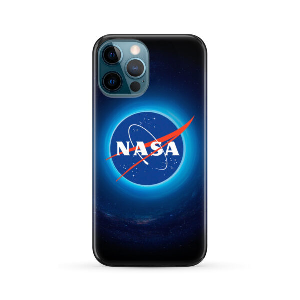 Nasa Logo Space for Trendy iPhone 12 Pro Max Case Cover