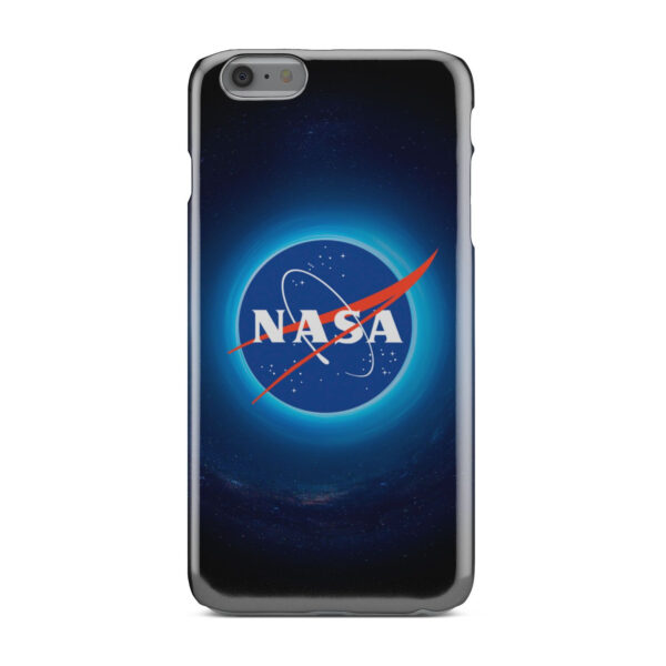 Nasa Logo Space for Unique iPhone 6 Plus Case Cover