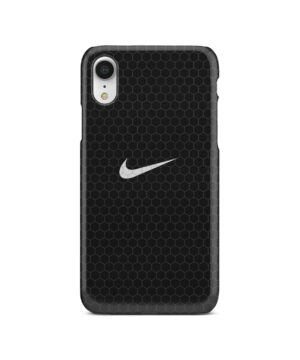 Nike Carbon Fiber for Amazing iPhone XR Case Cover