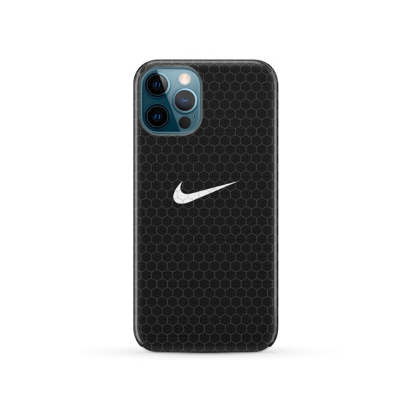 Nike Carbon Fiber for Best iPhone 12 Pro Case Cover