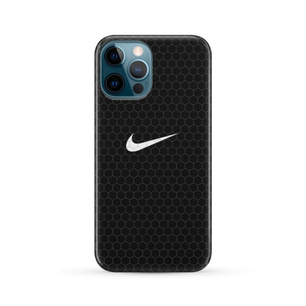 Nike Carbon Fiber for Cool iPhone 12 Pro Max Case