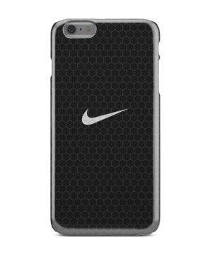 Nike Carbon Fiber for Custom iPhone 6 Plus Case Cover
