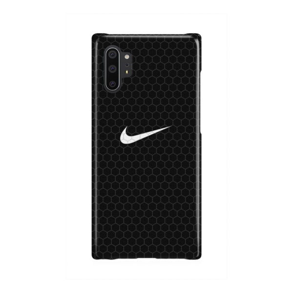 Nike Carbon Fiber for Custom Samsung Galaxy Note 10 Plus Case Cover