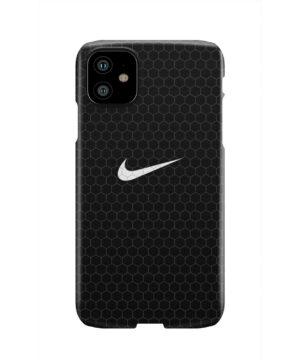 Nike Carbon Fiber for Cute iPhone 11 Case