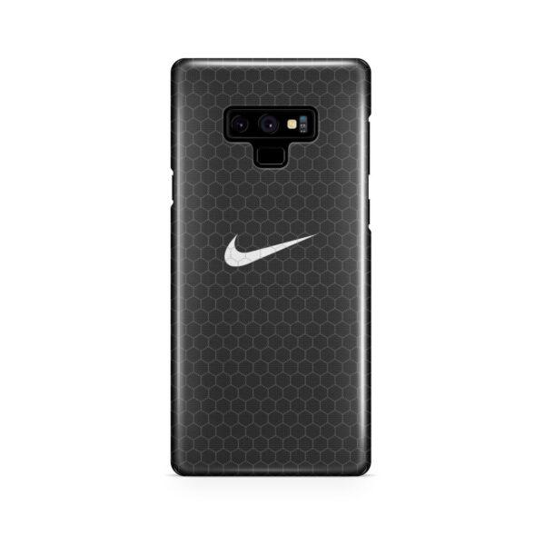 Nike Carbon Fiber for Cute Samsung Galaxy Note 9 Case