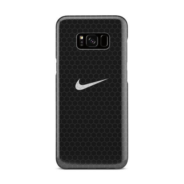 Nike Carbon Fiber for Cute Samsung Galaxy S8 Plus Case Cover