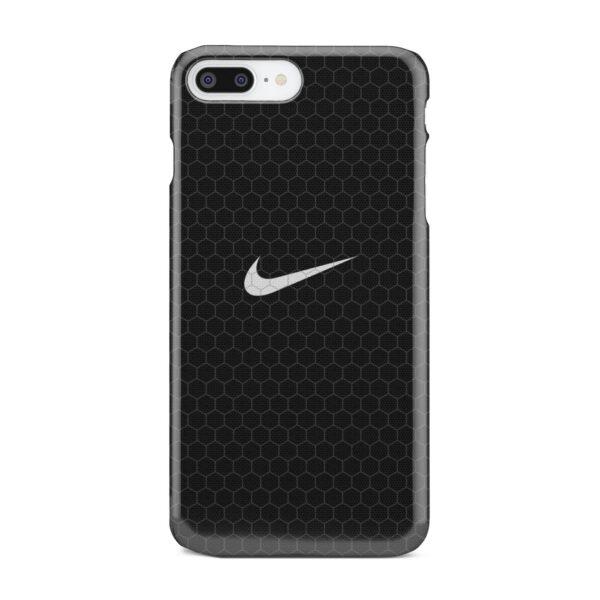 Nike Carbon Fiber for Newest iPhone 8 Plus Case