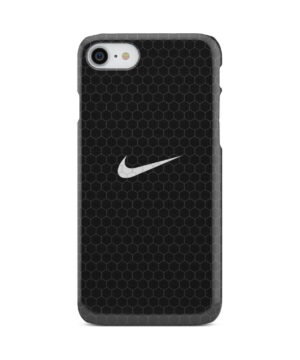Nike Carbon Fiber for Nice iPhone 8 Case Cover